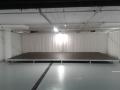 podium nivtec 8 x 5 m, garáže, zástěna baldachým, pronájem Štefek