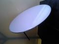 kulatý stůl 180 cm pro 10 sedících, pronájem Štefek