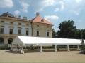 pártystan zámecká zahrada Slavkov u Brna, pronájem Štefek